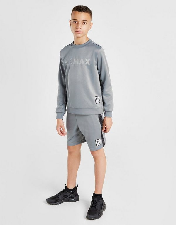 Nike Air Max Poly Tape Shorts Junior