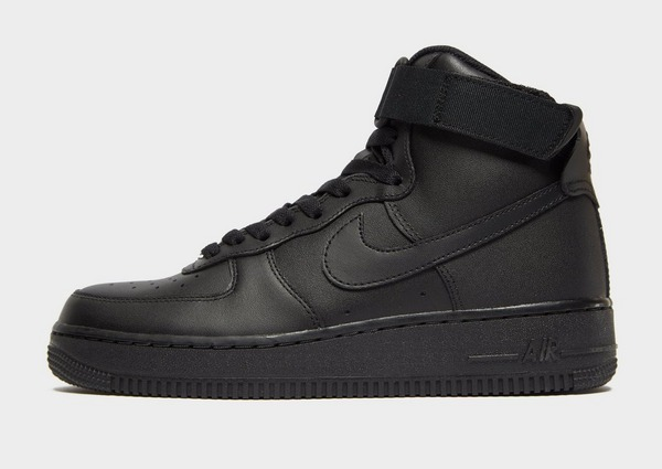 Buy Black Nike Air Force 1 High Women's | JD Sports