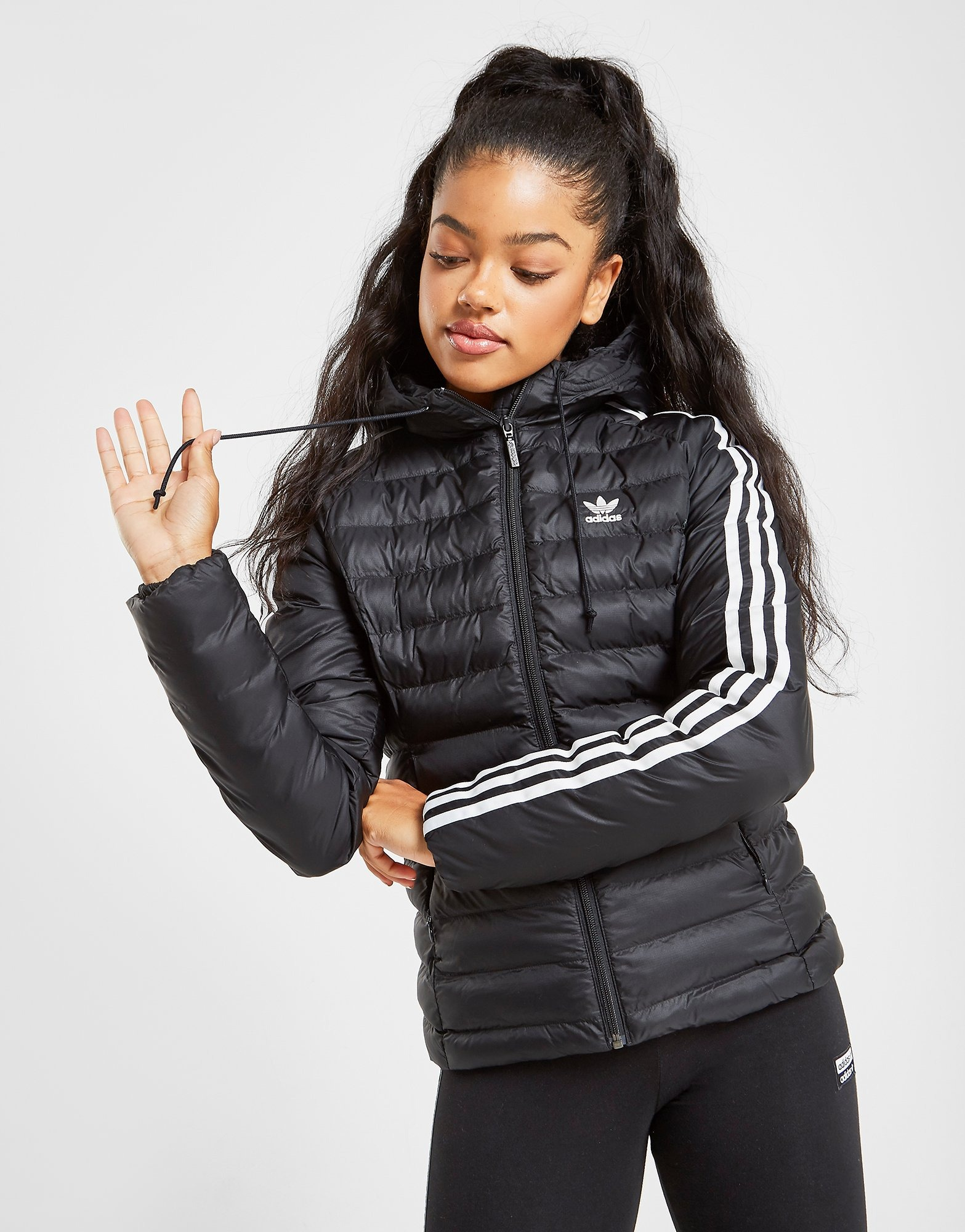adidas slim fit jacke damen