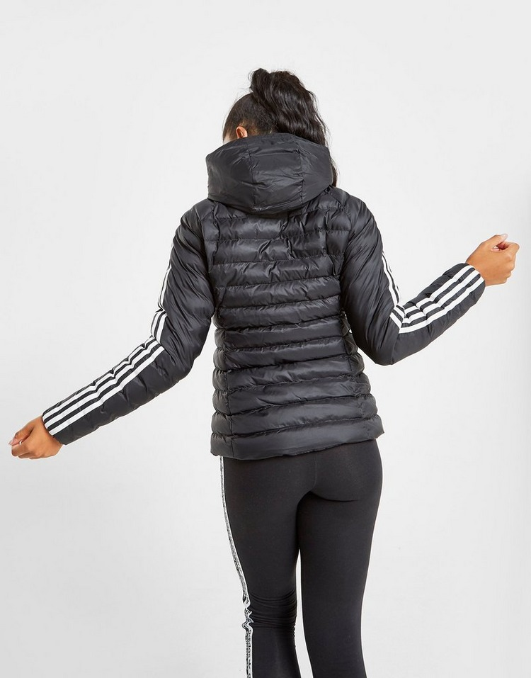 adidas Originals 3-Stripes Topattu takki Naiset