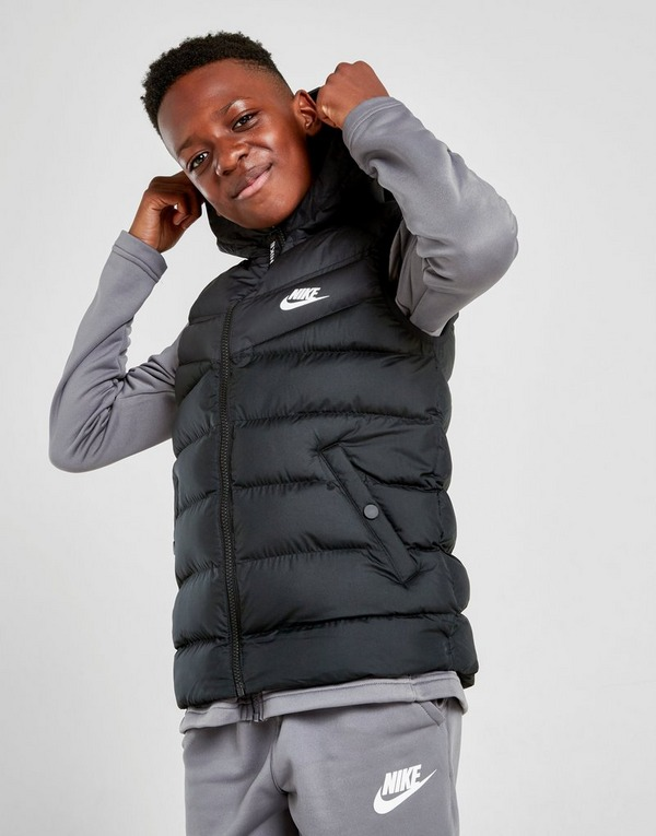 nike veste molletonnée sportswear junior
