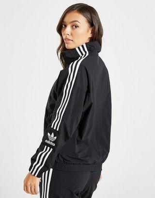 adidas Originals chaqueta 3-Stripes Woven Lock Up