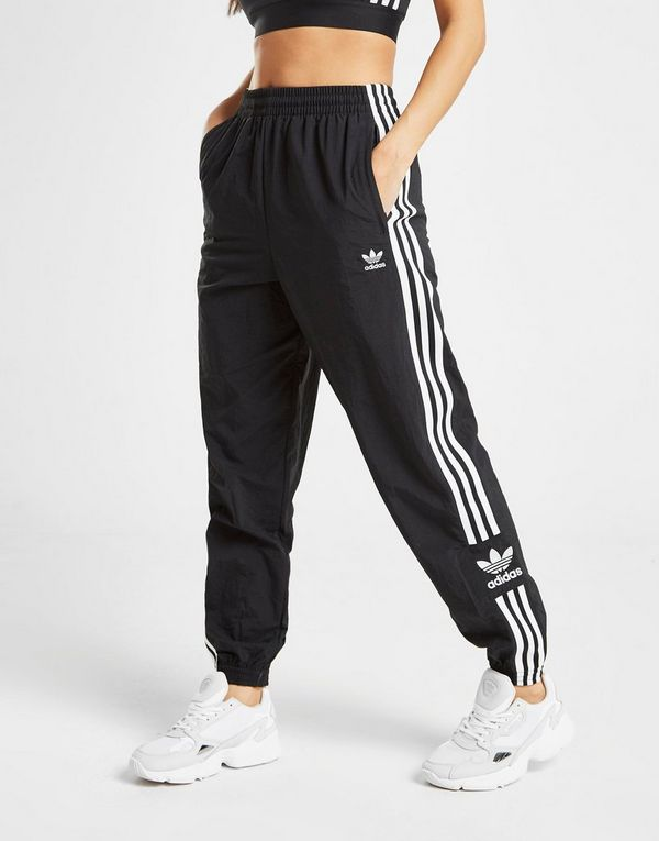 adidas Originals 3 Stripes Lock Up Woven Track Pants | JD Sports