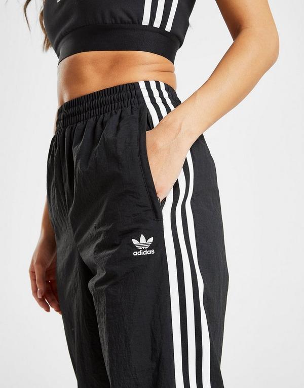 Koop Zwart adidas Originals 3-Stripes Lock Up Woven ...