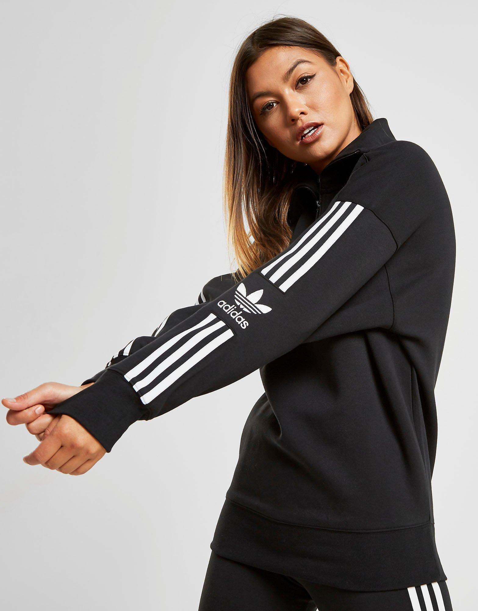 Acherter Noir adidas Originals Sweat-shirt