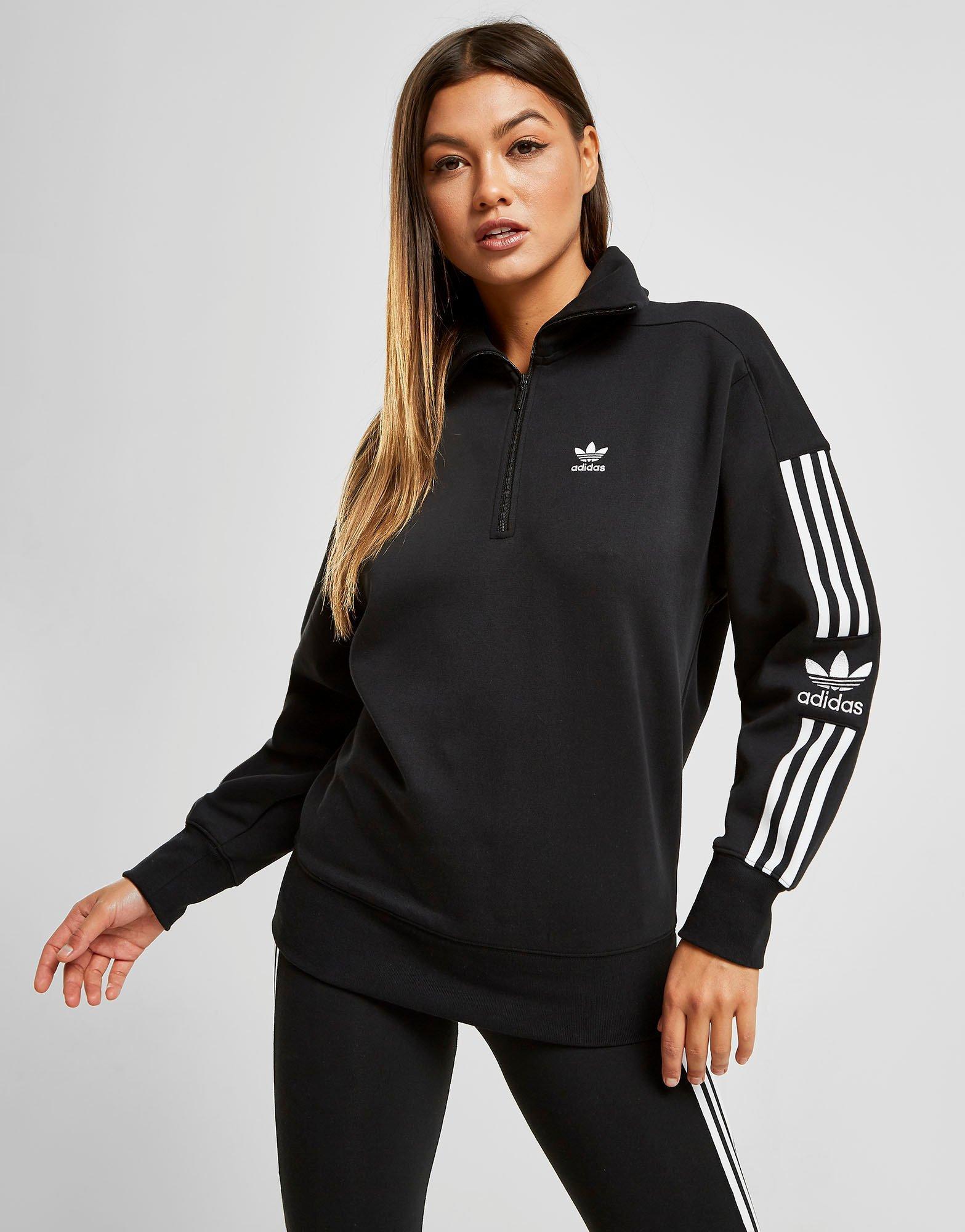 Acherter Noir adidas Originals Sweat-shirt