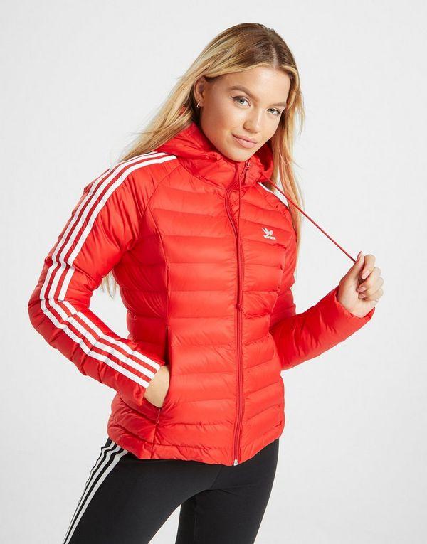adidas Slim Jacket Red   adidas US