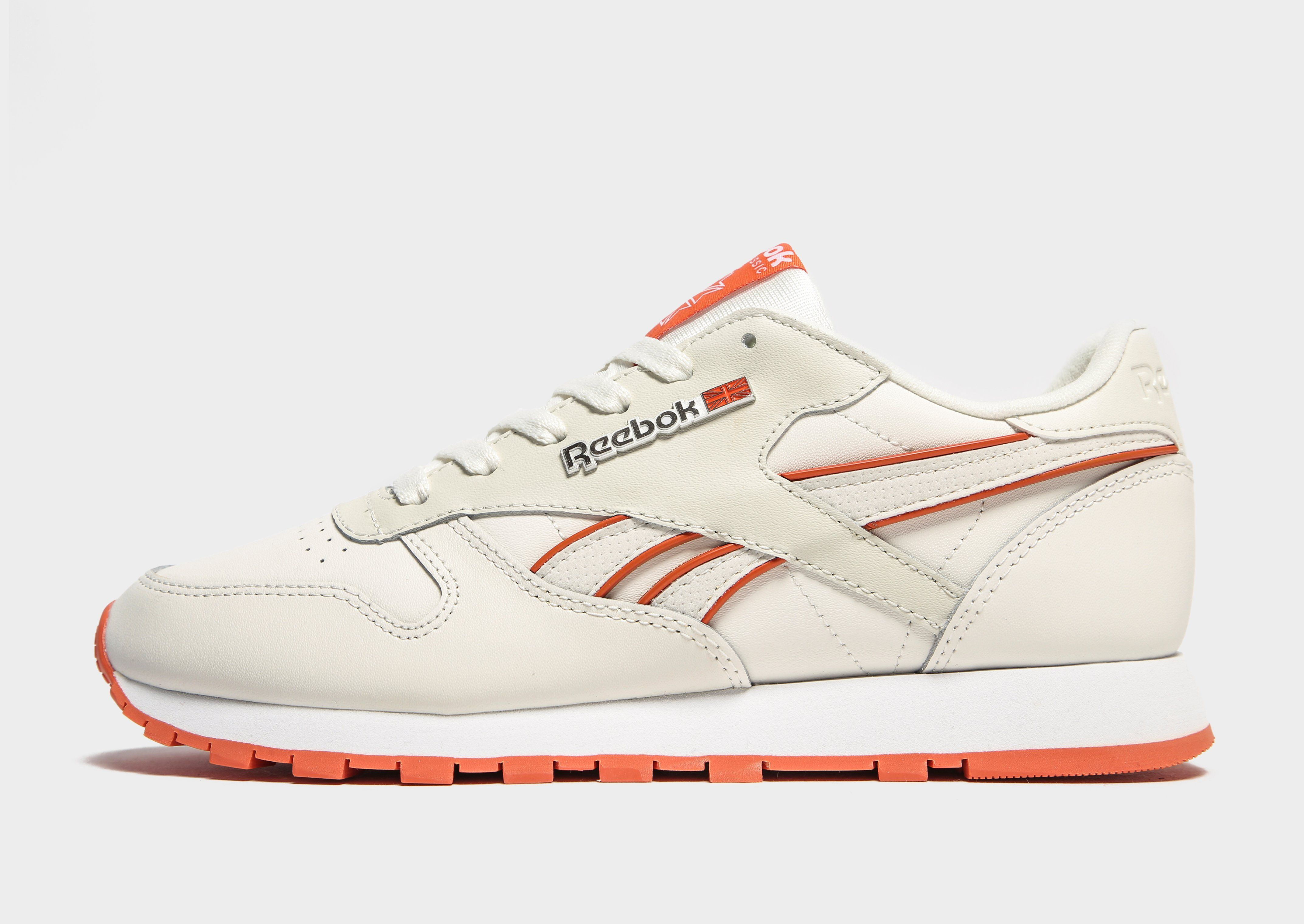 Reebok Classic Leather Shoes   JD Sports