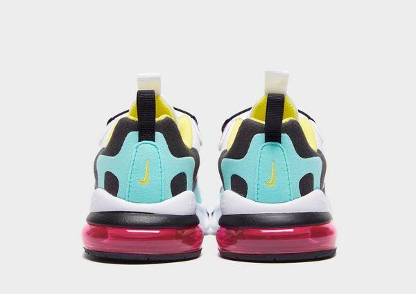 Nike Air Max 270 React infantil