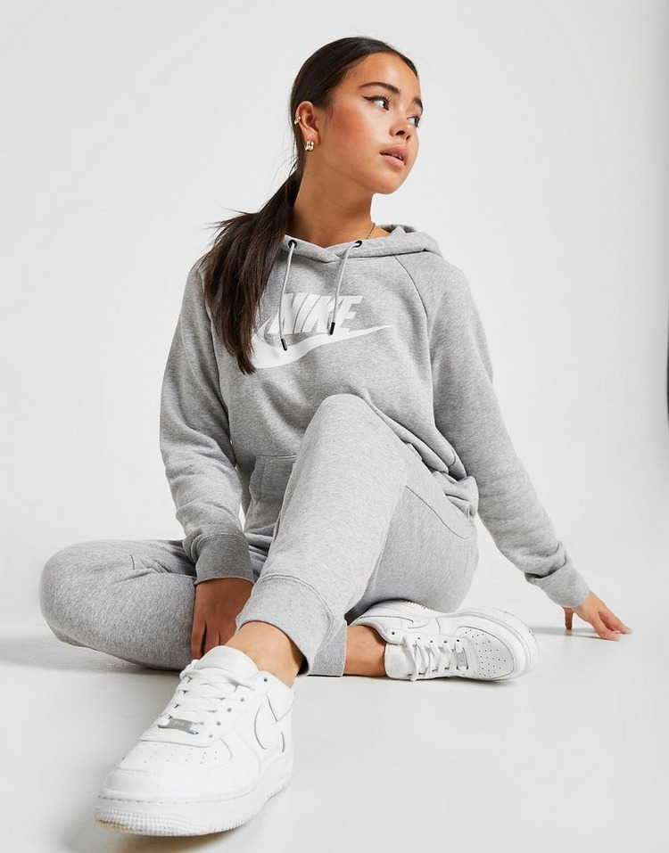 Nike Essential Logo Hoodie Damen
