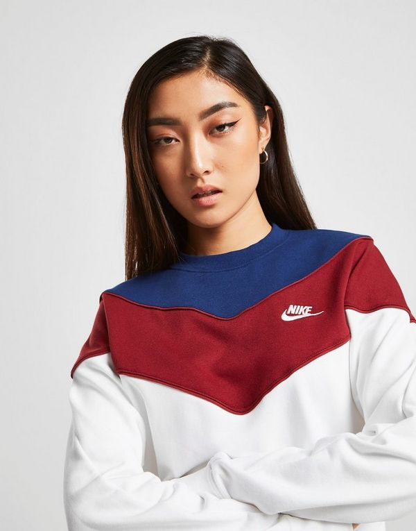 Nike sudadera Heritage Colour Block