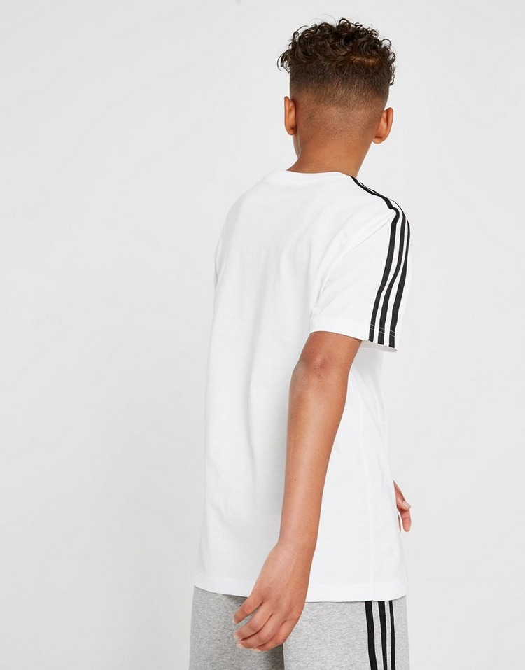 adidas Originals 3-Stripe T-Shirt Junior