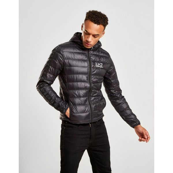 Emporio Armani EA7 Down Bubble Tape Jacket