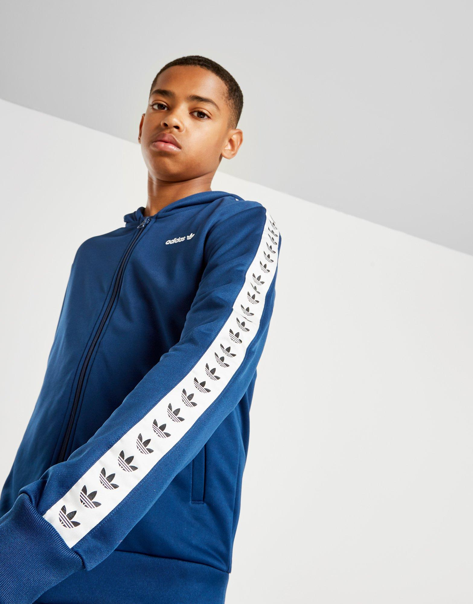 adidas originals sweat à capuche tape