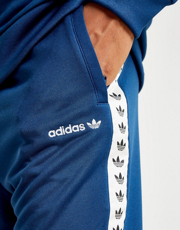 adidas Originals Tape Poly Track Pants Junior   JD Sports