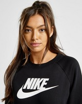 Nike Essential Futura Crew Felpa Donna