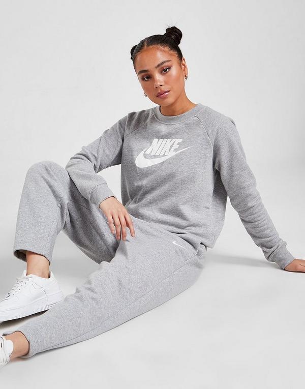 Nike Essential Futura Crew Sweatshirt Dames
