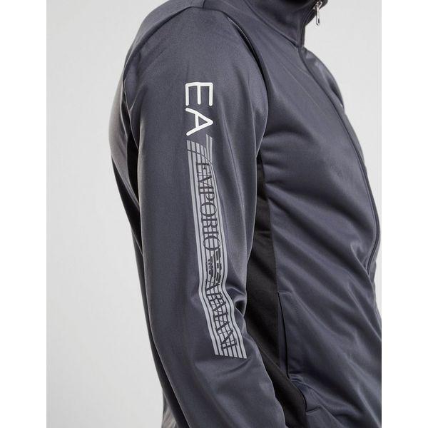 Emporio Armani EA7 Sleeve Logo Poly Tracksuit