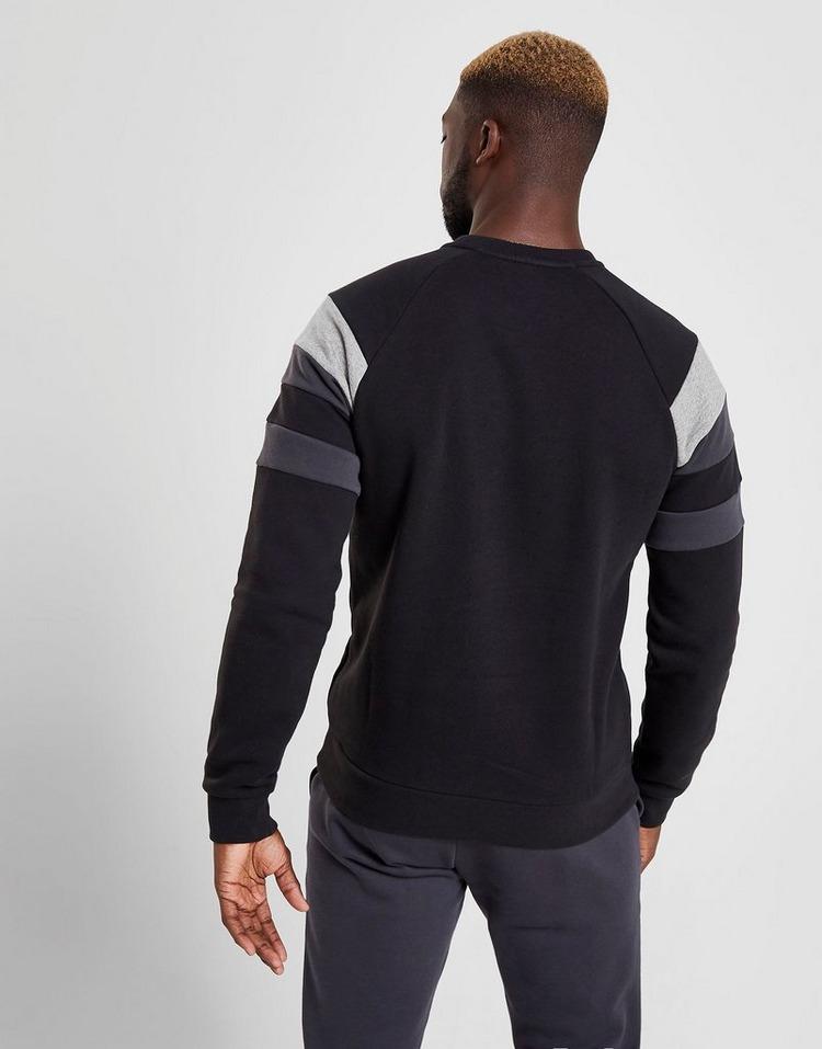 Emporio Armani EA7 Multi Panel Crew Sweatshirt