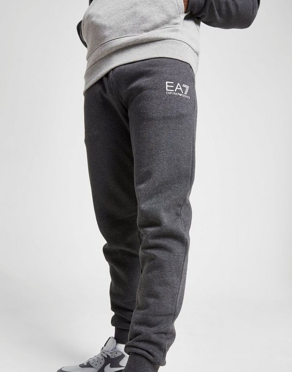 Emporio Armani EA7 Colour Block Hooded Fleece Tracksuit