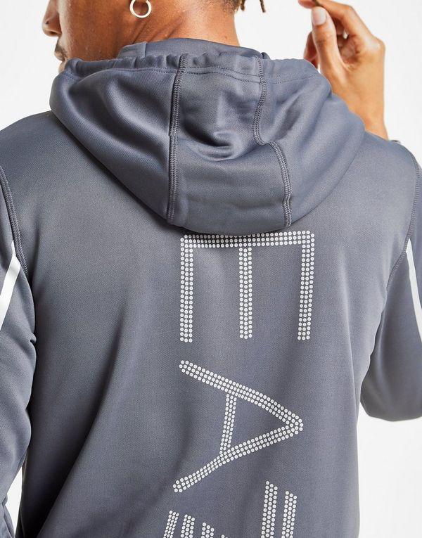 Emporio Armani EA7 Evo Poly Zip Through Hoodie
