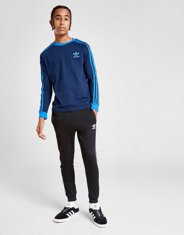 classic styles low price sale cheapest price adidas Originals California Long Sleeve T-Shirt Junior | JD ...