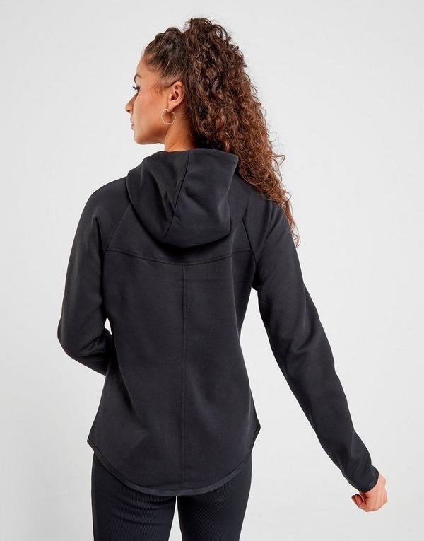 Acquista Nike Tech Fleece Felpa con cappuccio in Nero   JD