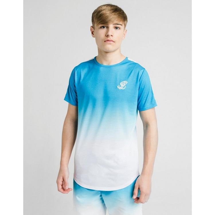 ILLUSIVE LONDON camiseta Tape Fade júnior