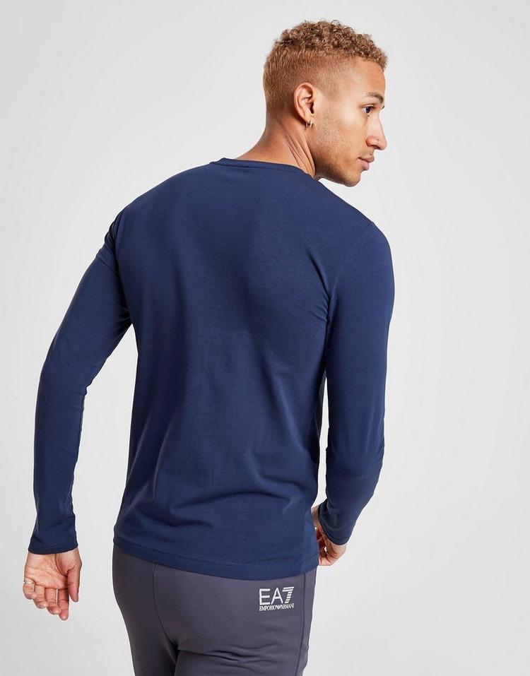 Emporio Armani EA7 Visibility Logo Long Sleeve T-Shirt