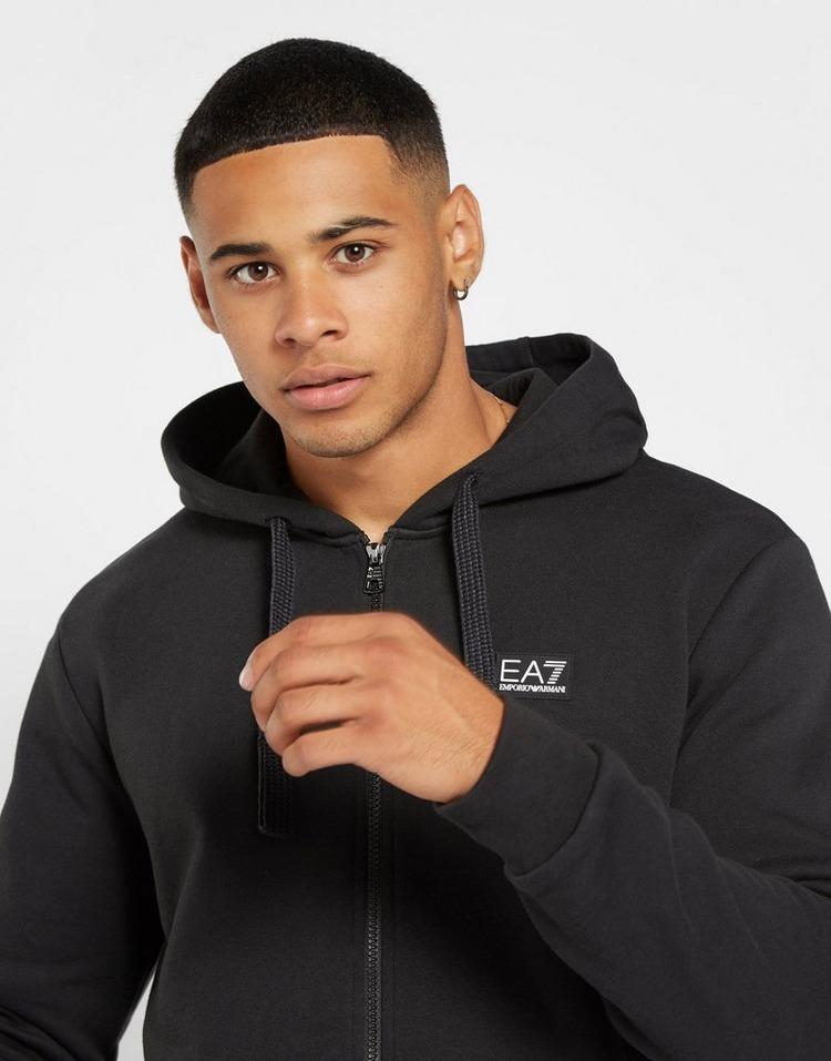 Emporio Armani EA7 Training Fleece Full Zip Hoodie