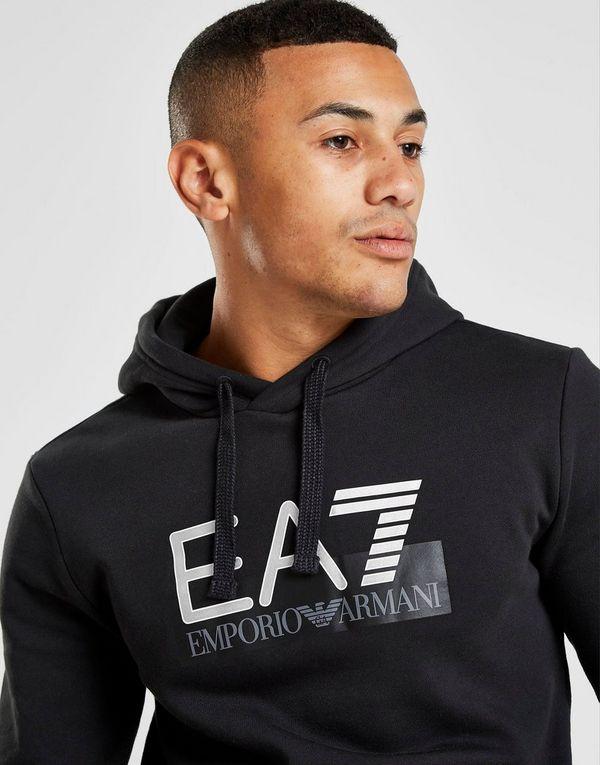 Emporio Armani EA7 Vis Logo Hoodie