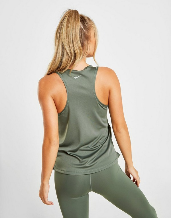 Nike Running Miler Swoosh Tank Top Dames