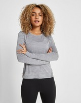 Nike Running Miler Long Sleeve Top