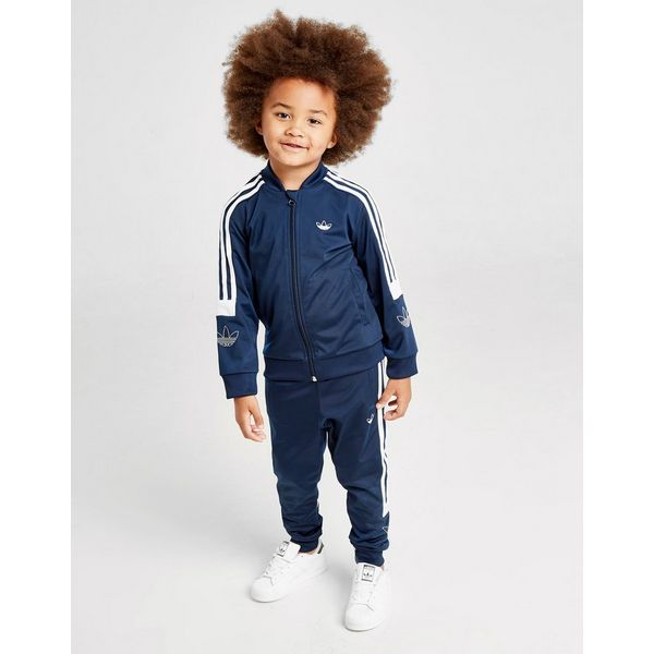 adidas Originals Spirit Superstar Tracksuit Children
