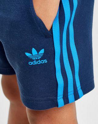 adidas Originals Logo T ShirtShorts Set Kleinkinder | JD Sports