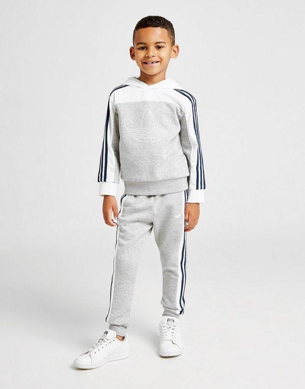 adidas Originals Spirit Overhead Suit Children | JD Sports