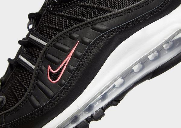Buy Black Nike Air Max 98 Women's | JD Sports