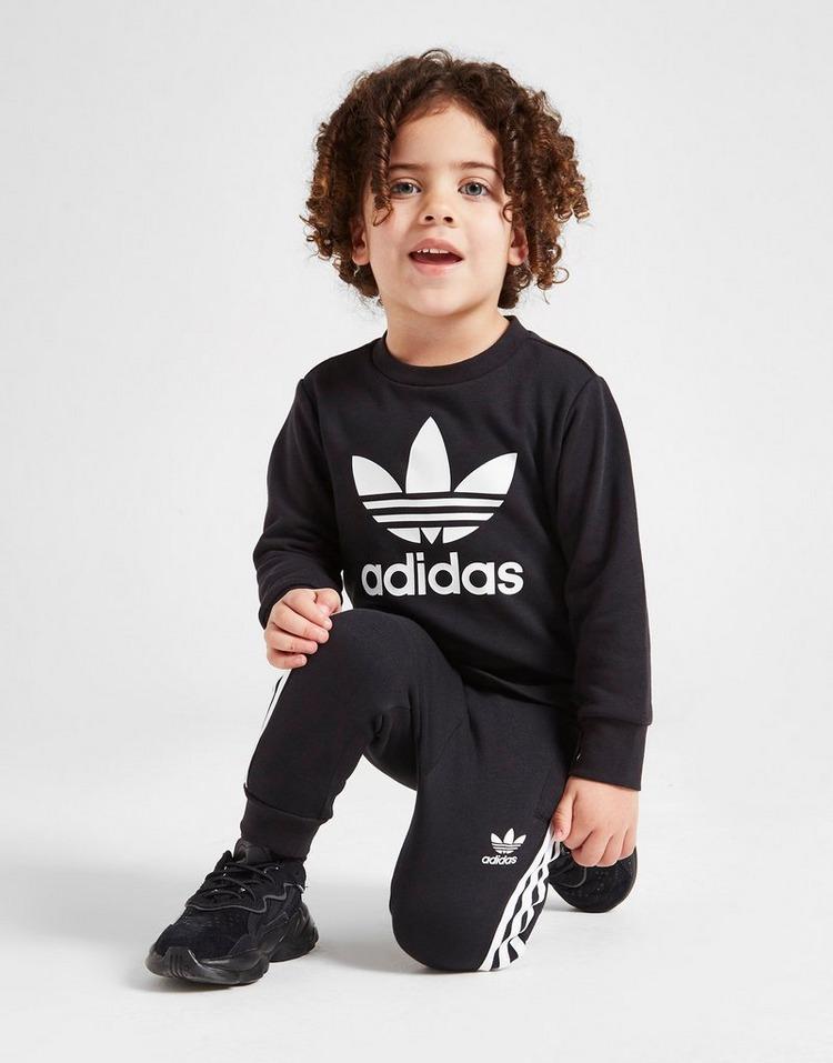 adidas Originals Crew Sweatshirt Set