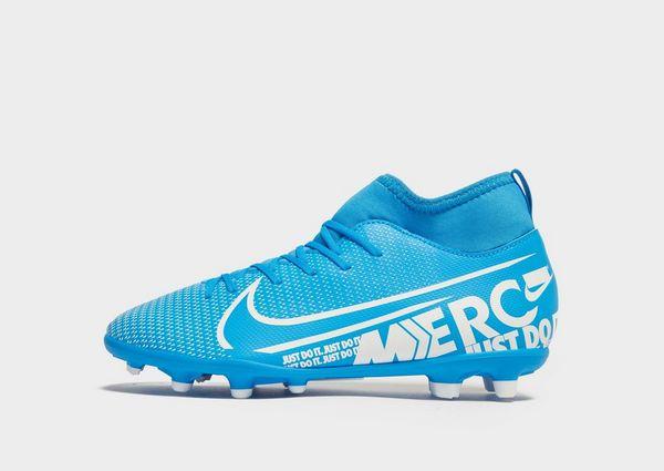 9f5cb38dcbfe5 Nike New Lights Mercurial Superfly Club MG Junior | JD Sports