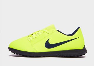 Zapatillas fútbol Nike Phantom Venom Club TF amarillo junior