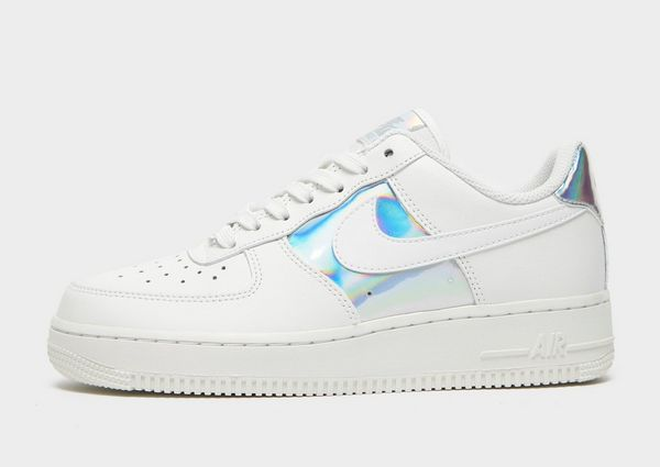 new style f87f9 3b44b Nike Air Force 1 Low Women's Iridescent Shoe