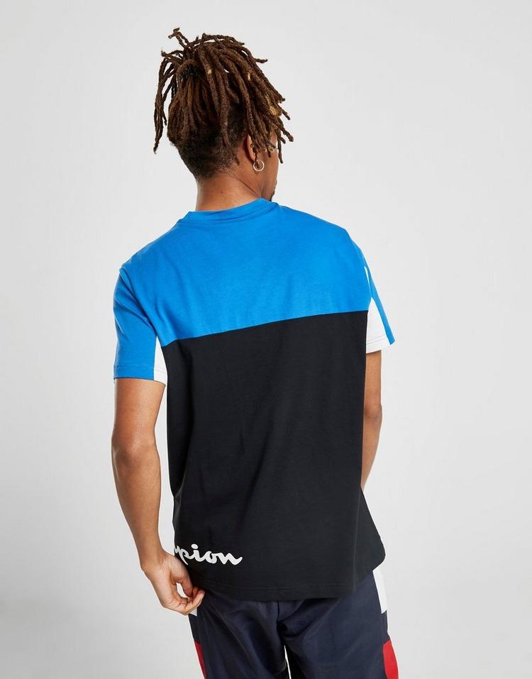Champion Colour Block Logo T-Shirt