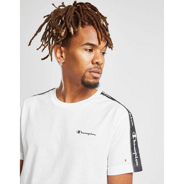 Champion Tape Sleeve T-Shirt