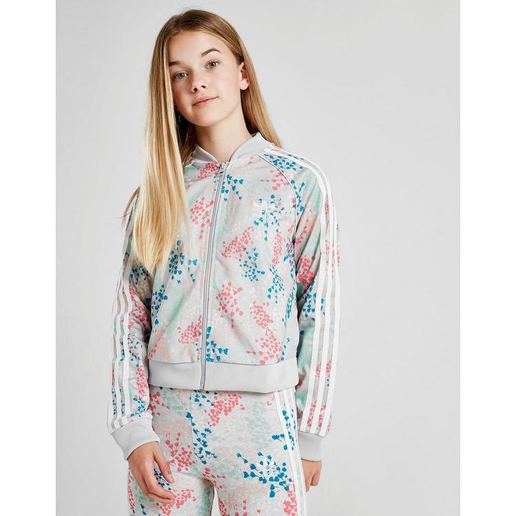 adidas Originals chaqueta Girls' All Over Print júnior