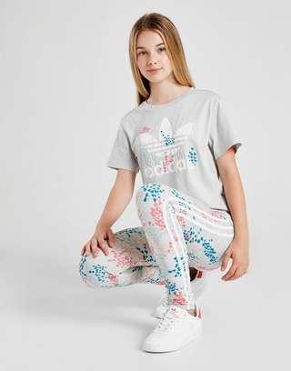adidas Originals Junior Paris All Over Print Girls' Leggings