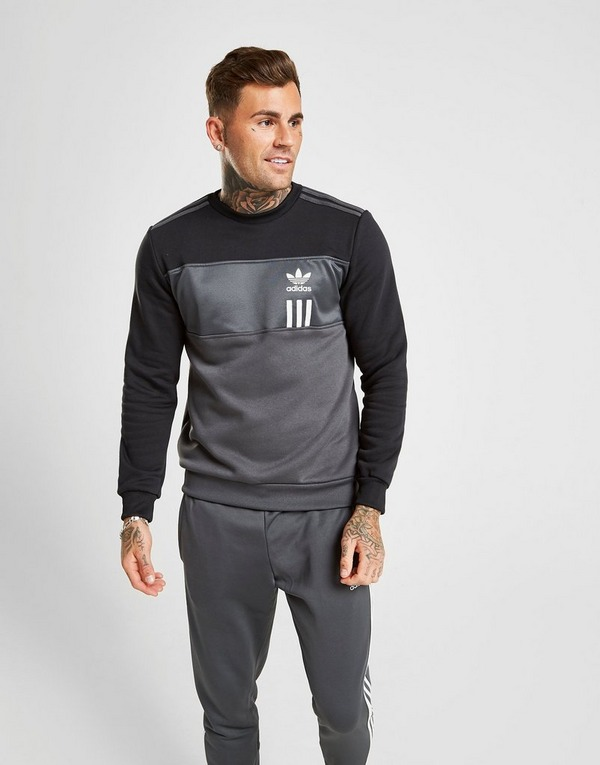 Buy Black adidas Originals ID96 Joggers | JD Sports