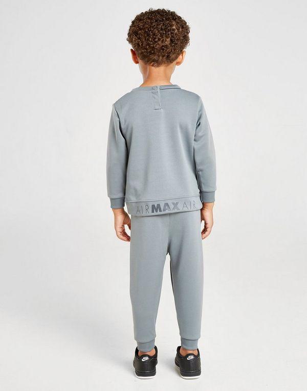 Nike Air Max Crew Tracksuit Children JD Sports  JD Sports