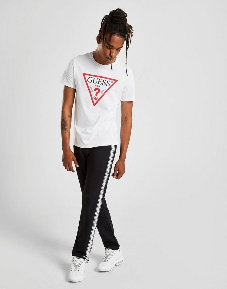 GUESS Core Tri Logo Short Sleeve T-Shirt Men's