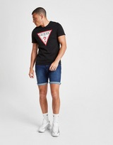GUESS Core Tri Logo Short Sleeve T-Shirt Men's