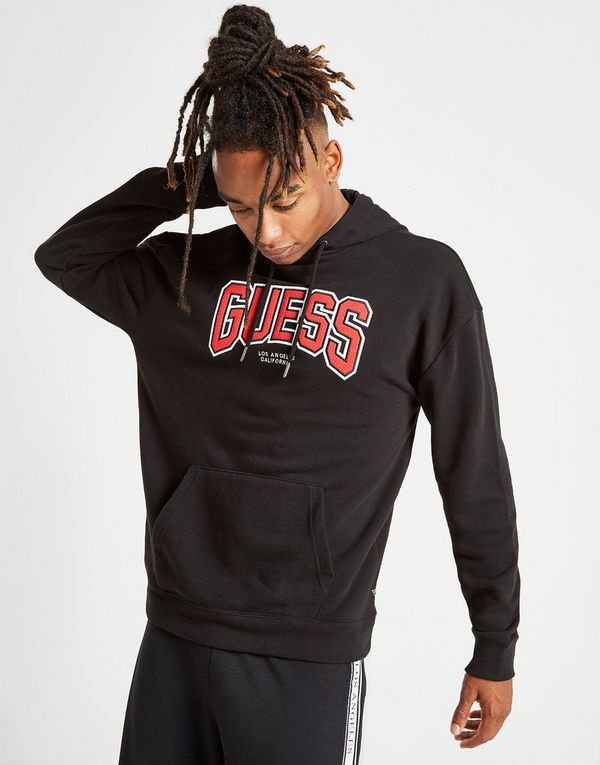 GUESS Arch Logo Hoodie